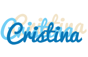 Cristina breeze logo