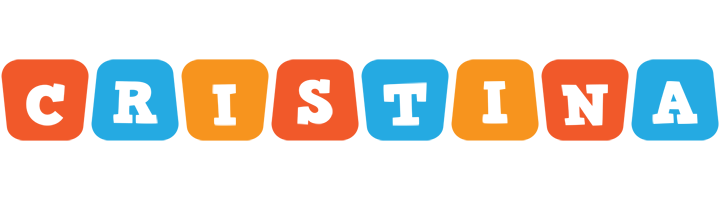 Cristina comics logo