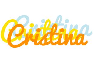 Cristina energy logo