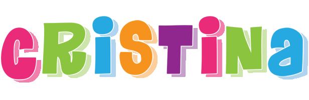Cristina friday logo