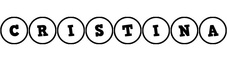 Cristina handy logo