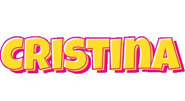 Cristina kaboom logo