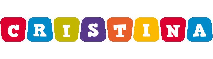 Cristina kiddo logo