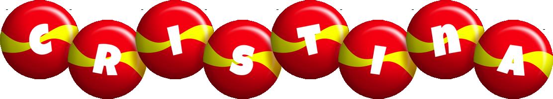 Cristina spain logo