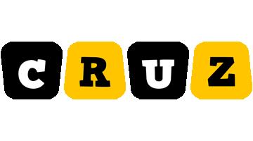 Cruz boots logo