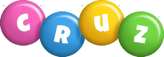 Cruz candy logo
