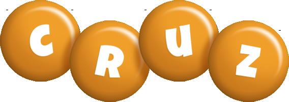 Cruz candy-orange logo