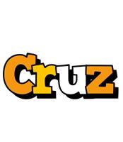 Cruz cartoon logo