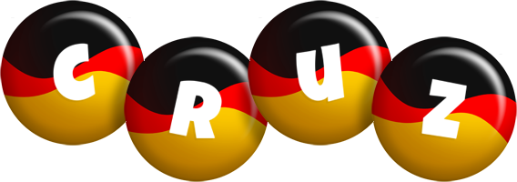Cruz german logo