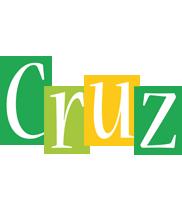 Cruz lemonade logo
