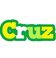 Cruz soccer logo
