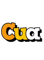Cua cartoon logo