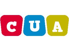 Cua daycare logo