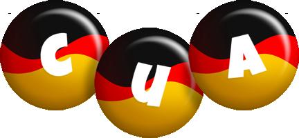 Cua german logo