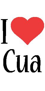 Cua i-love logo