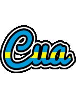 Cua sweden logo