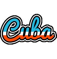 Cuba america logo