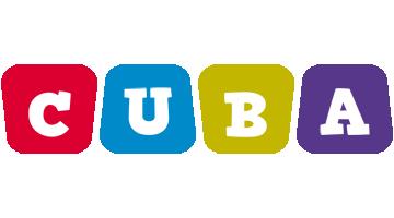 Cuba daycare logo