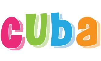 Cuba friday logo