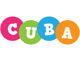 Cuba friends logo