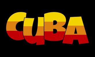 Cuba jungle logo