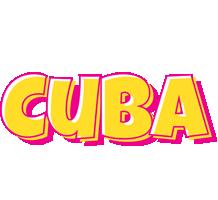 Cuba kaboom logo