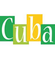 Cuba lemonade logo