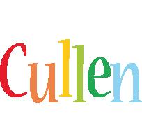 Cullen birthday logo