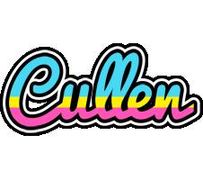 Cullen circus logo