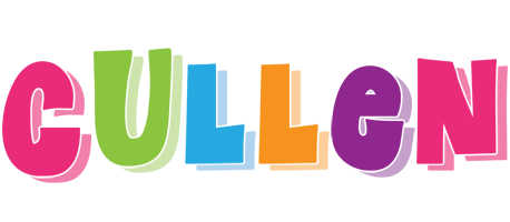 Cullen friday logo
