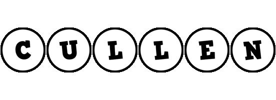 Cullen handy logo