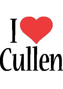 Cullen i-love logo