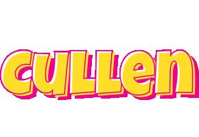 Cullen kaboom logo