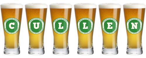 Cullen lager logo