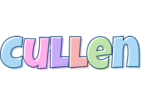 Cullen pastel logo
