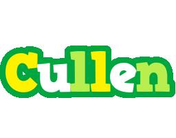 Cullen soccer logo