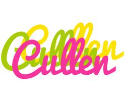 Cullen sweets logo