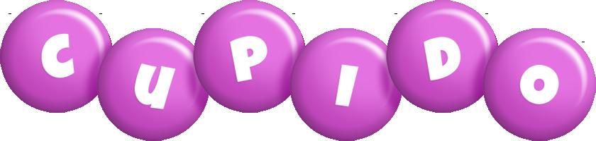 Cupido candy-purple logo