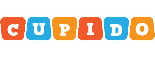 Cupido comics logo