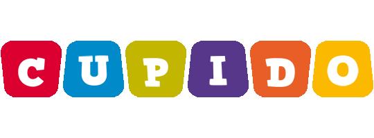 Cupido daycare logo
