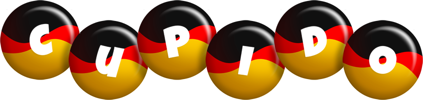 Cupido german logo
