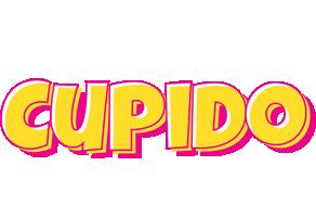Cupido kaboom logo