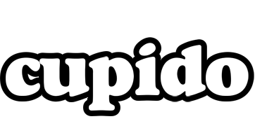 Cupido panda logo