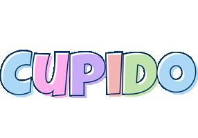 Cupido pastel logo