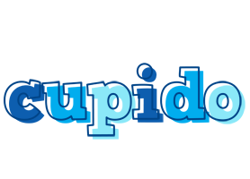 Cupido sailor logo