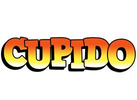 Cupido sunset logo