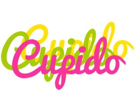 Cupido sweets logo