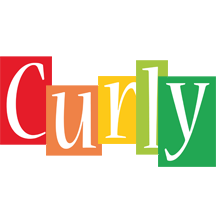 Curly colors logo