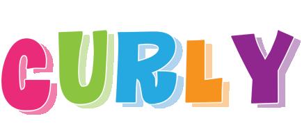 Curly friday logo