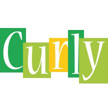 Curly lemonade logo